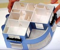 建築模型士