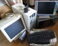 パソコン 処分